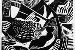 """Tefnut"", 2016, X3, 25x24cm"