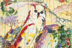 """Spirit of forest 2"", 2018, canvas/acrylic, 95х70cm"